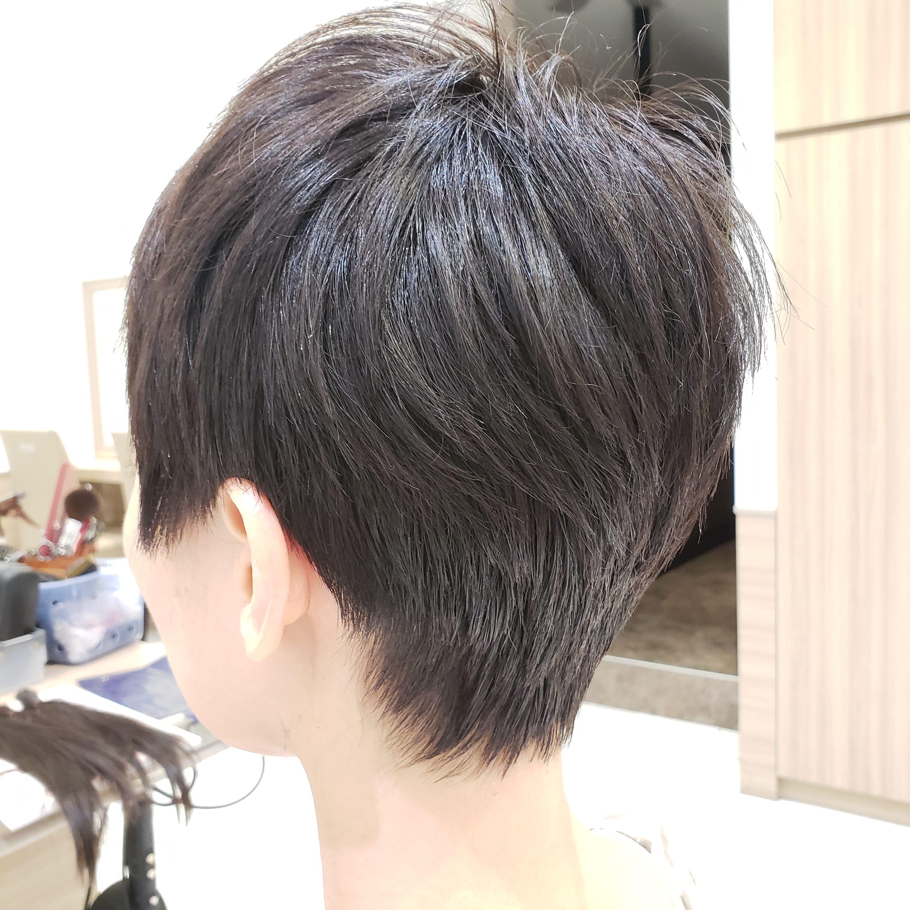 バッサリベリーショートにしたら扱いやすい髪型なる理由とは?