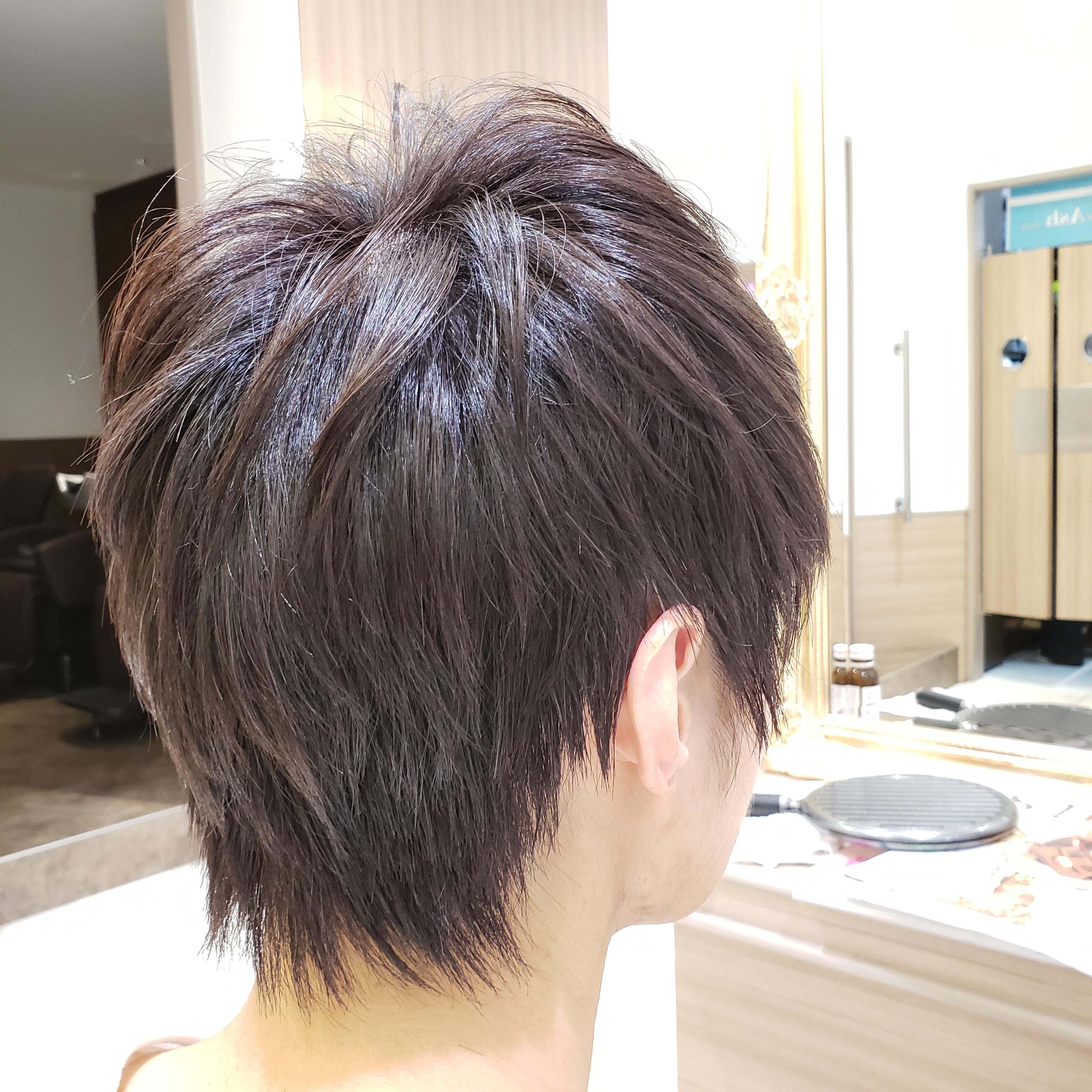 【30代女性の髪型】黒髪ベリーショートがオススメで扱いやすい理由は?