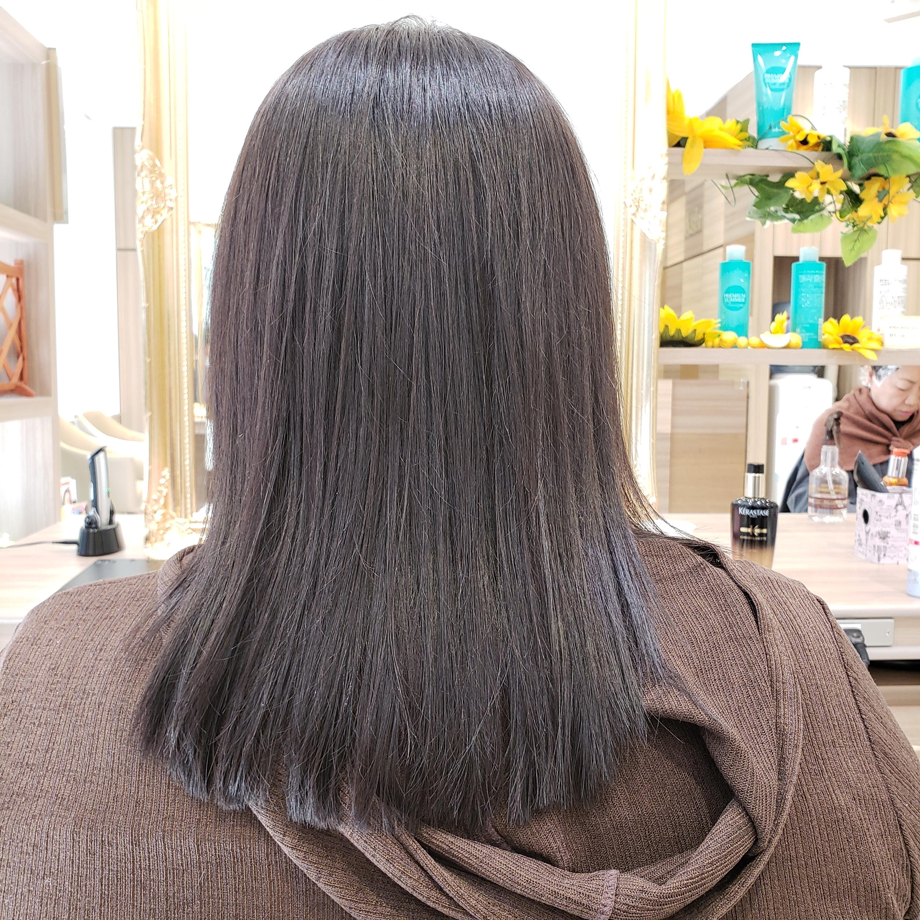 【軟毛くせ毛の方必見】軟毛くせ毛の方に髪質改善縮毛矯正をかけてみた結果は?
