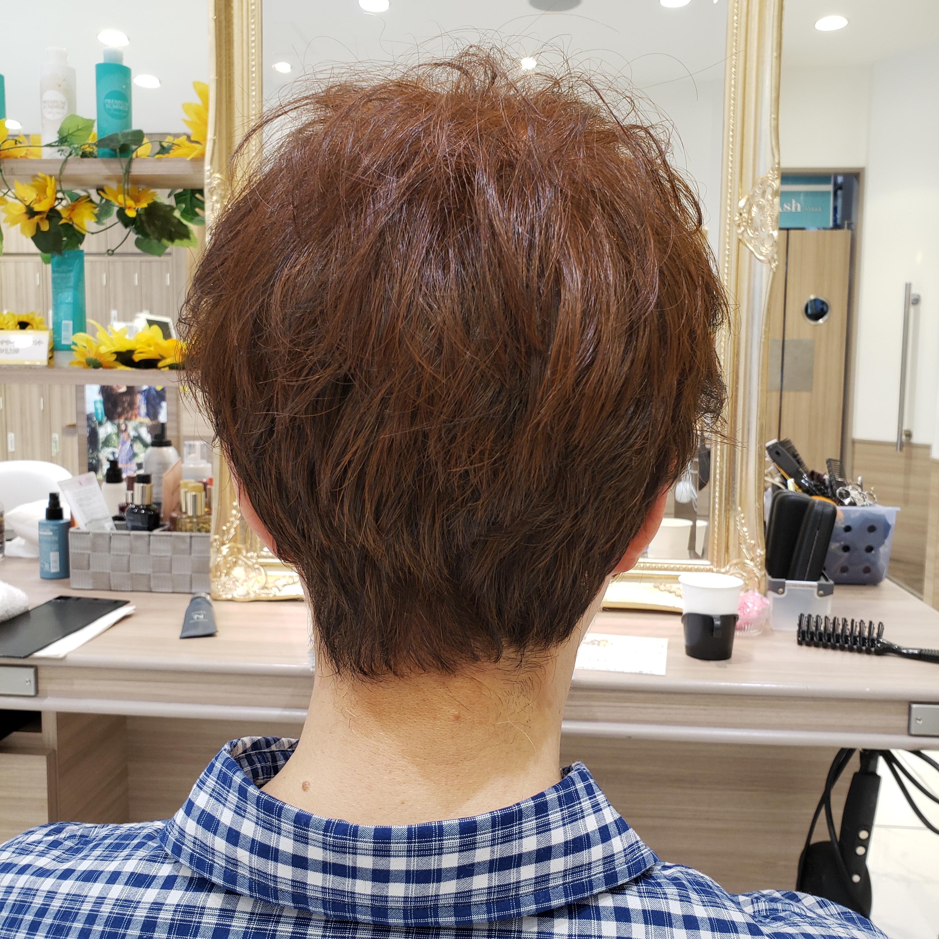 【大人で品の品ある髪型】60代髪型でショートが人気な理由は?