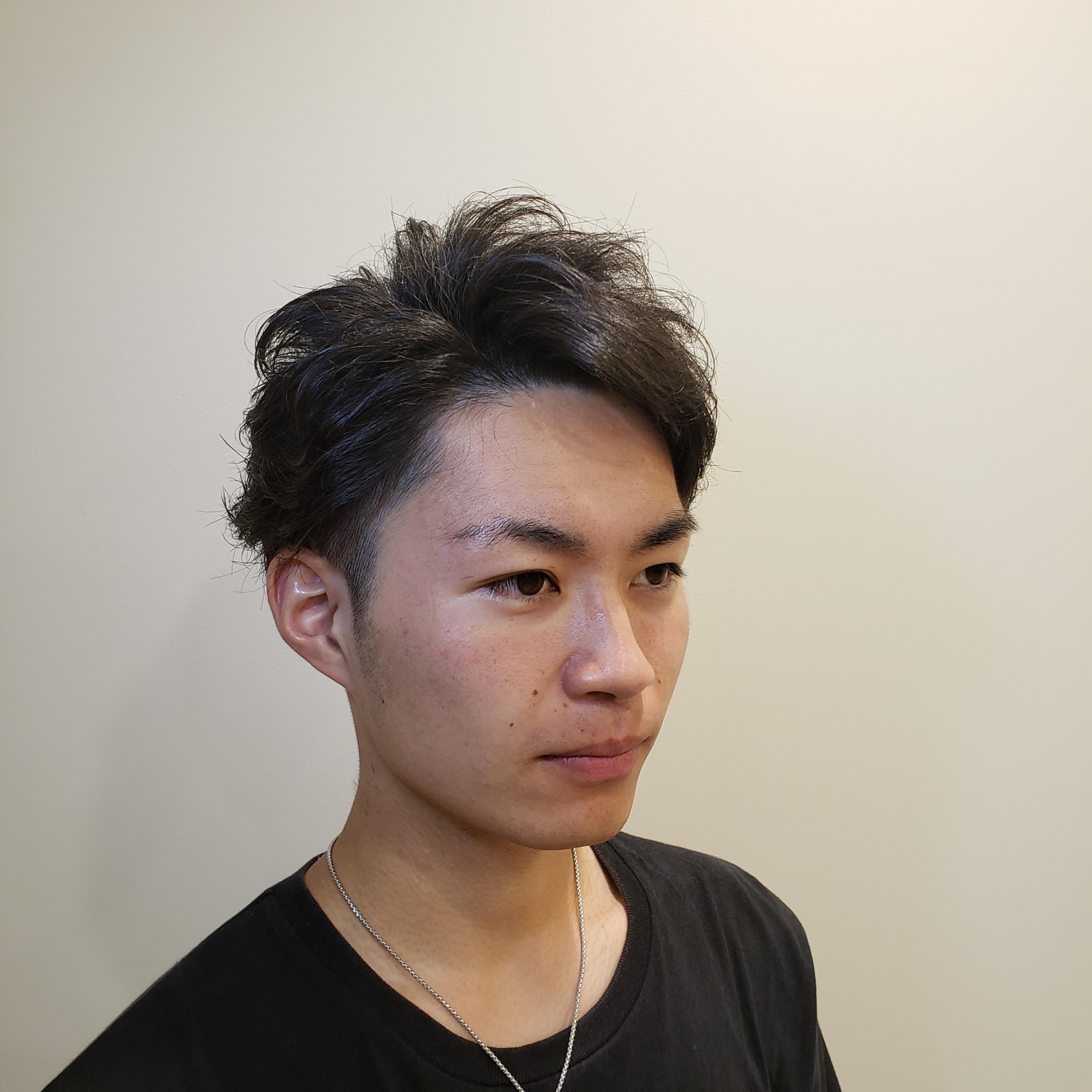【セットしやすいメンズの髪型】メンズの髪型でセットしやすい髪型にカットするには?