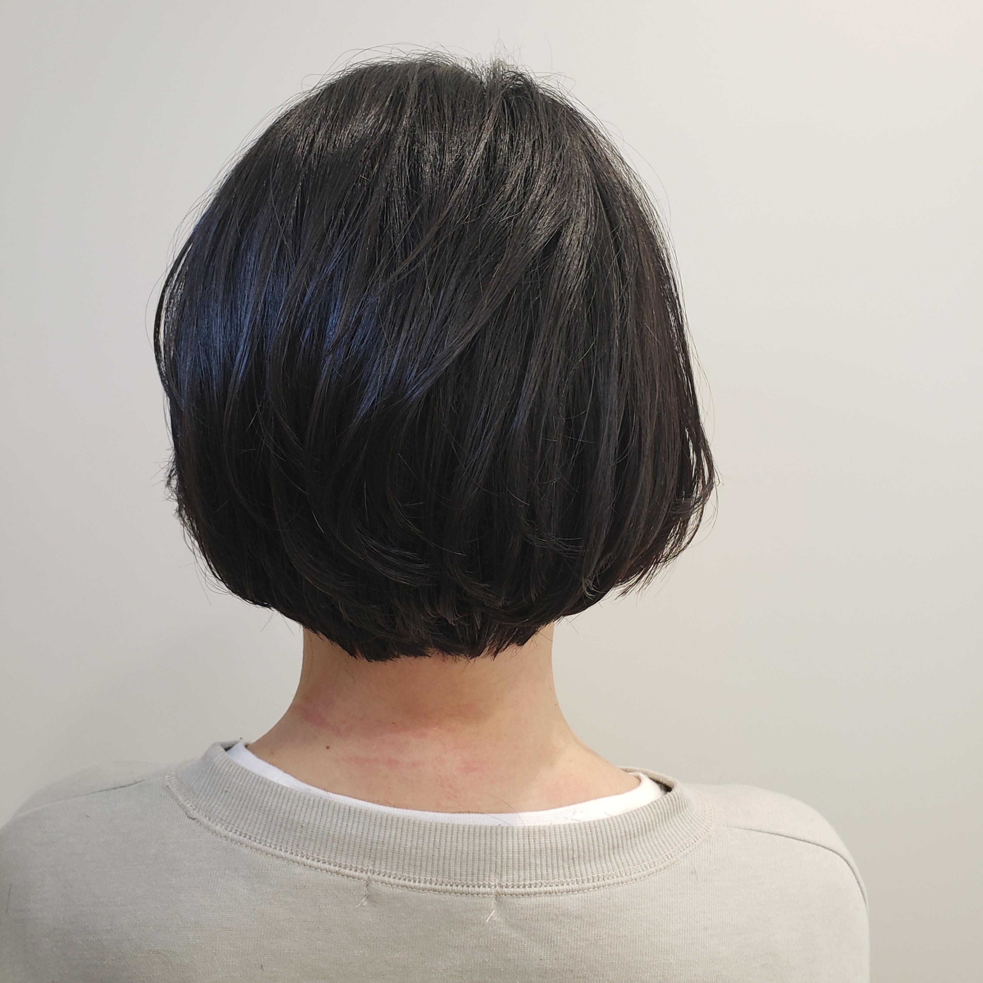 40代の大人女性に人気な髪型の大人可愛いボブがおすすめな理由は?