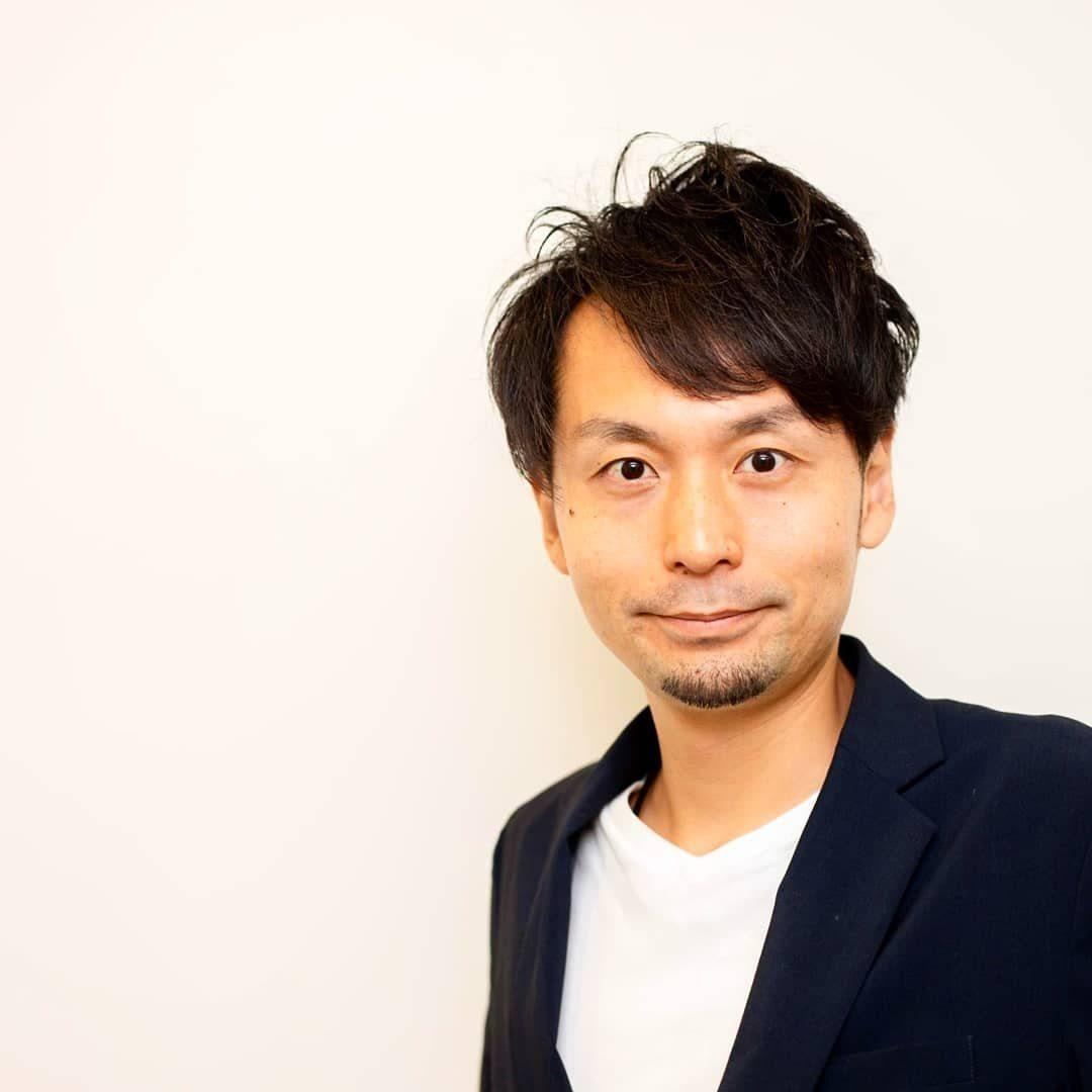 加藤隆史:横浜美容師:くせ毛✂️大人ショート:白髪ハイライト